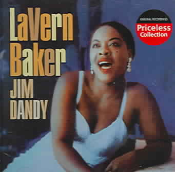 JIM DANDY BY BAKER,LAVERN (CD)