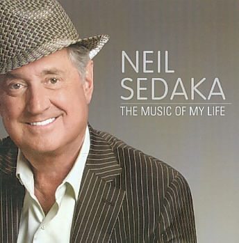 MUSIC OF MY LIFE BY SEDAKA,NEIL (CD)