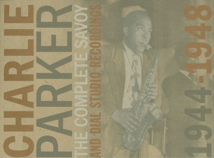 COMPLETE SAVOY & DIAL BY PARKER,CHARLIE (CD)